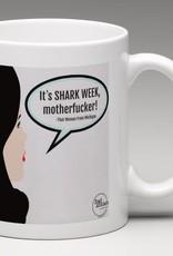 Mug - It's Shark Week Motherfuckers