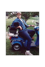 Card #059 (New) - Sexy Moped