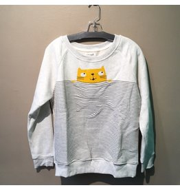 Sweater - Yellow Cat