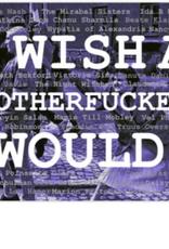 Sticker - I Wish A Motherfucker Would (Purple Bad Annie's Version)
