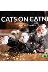 Book (Postcards) - Cats On Cat Nip