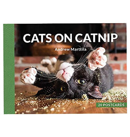 Book (Postcards) - Cats On Cat Nip