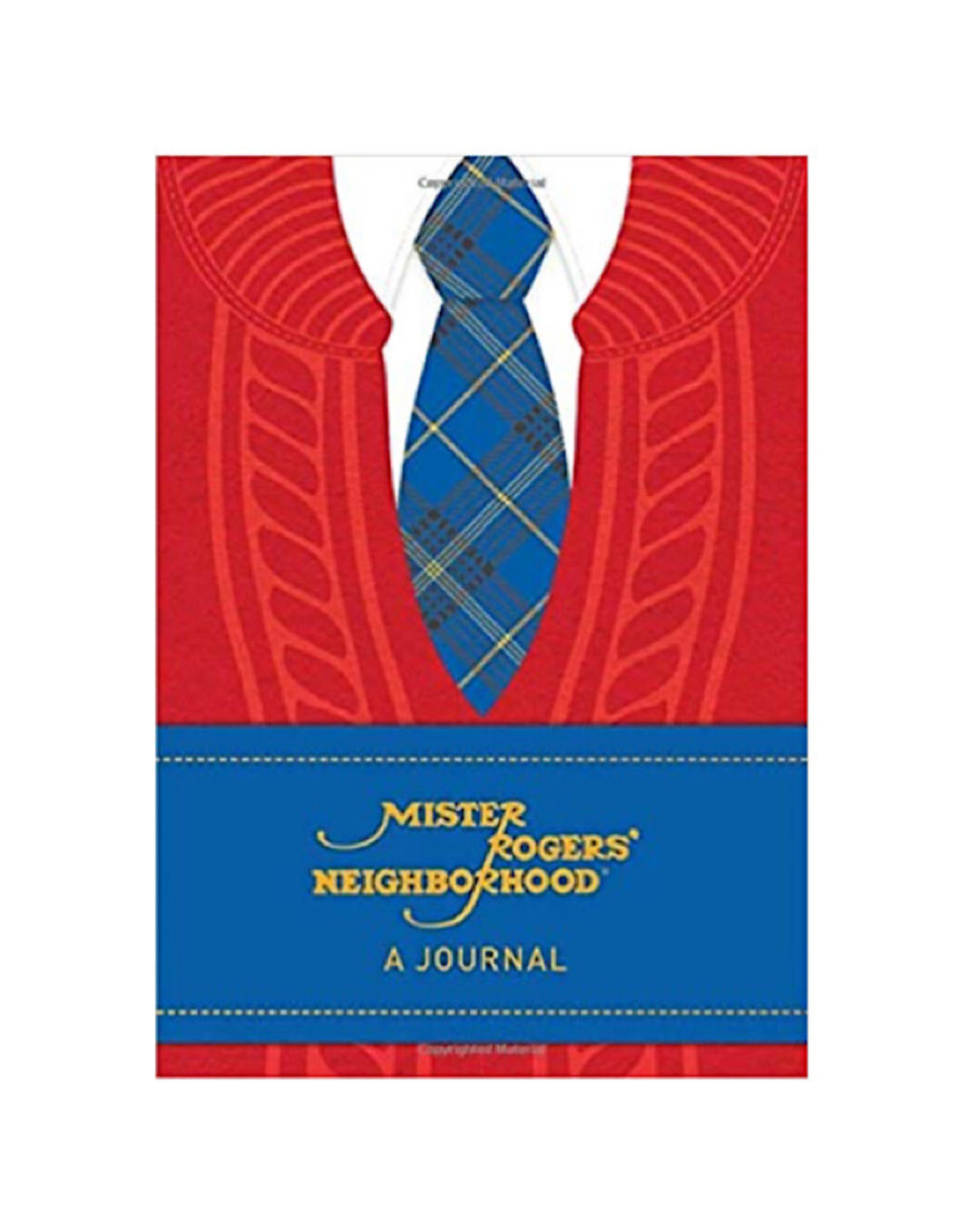 Book (Journal) - Mister Rogers Neighborhood