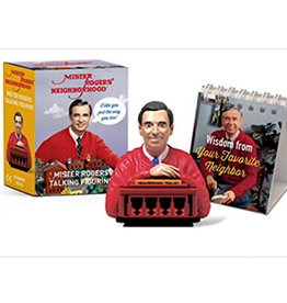 Talking Figurine - Mister Rogers