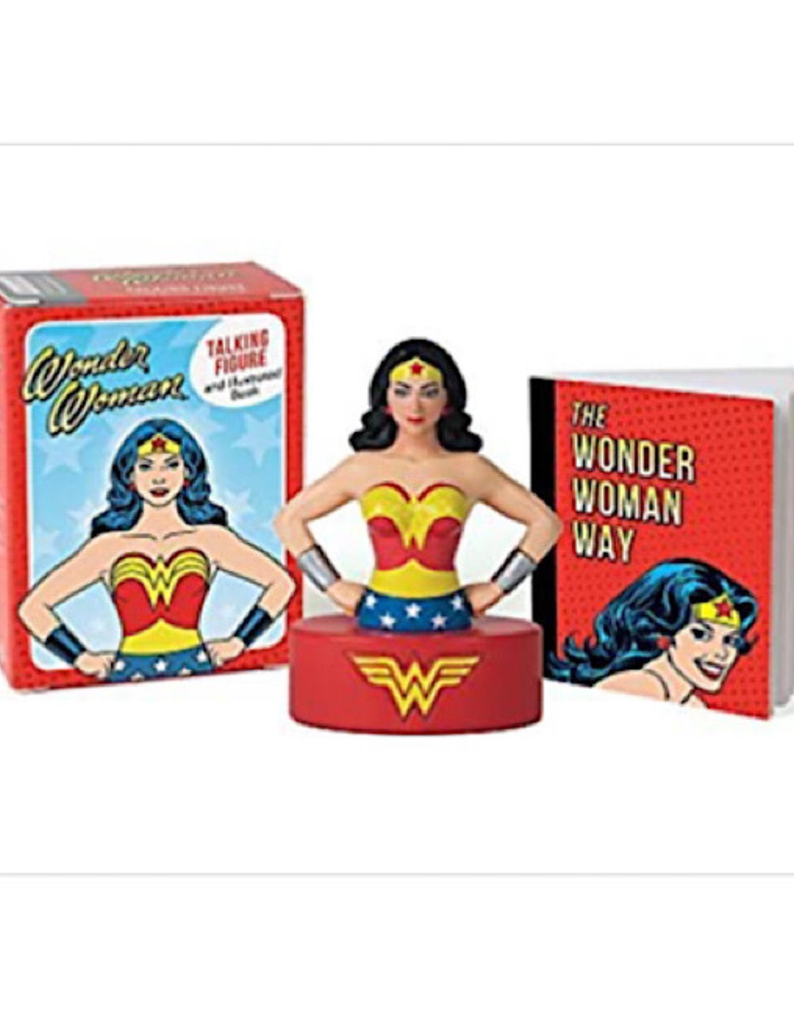 Figurine (Talking) - Wonder Woman