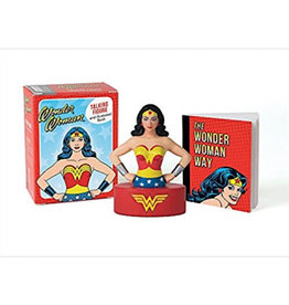Figurine (Talking) - Wonder Woman