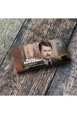 Lunch Notes - Parks and Rec Ron Swanson