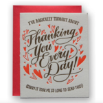Card - Thanking You Every Day