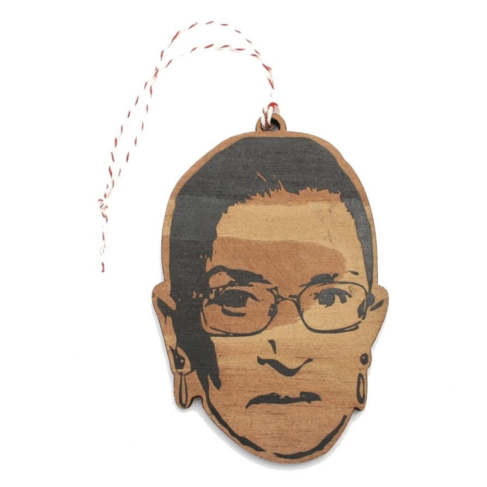Ornament - Ruth Bader Ginsburg - RBG