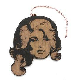 Lettercraft Ornament - Dolly Parton -