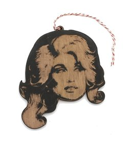 Lettercraft Ornament - Dolly Parton
