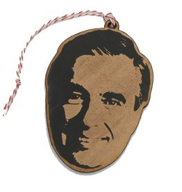 Lettercraft Ornament - Mister Rogers - Fred Rogers