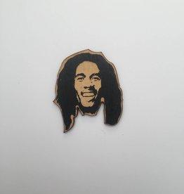 Lettercraft Ornament - Bob Marley
