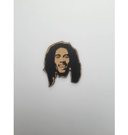 Lettercraft Ornament - Bob Marley