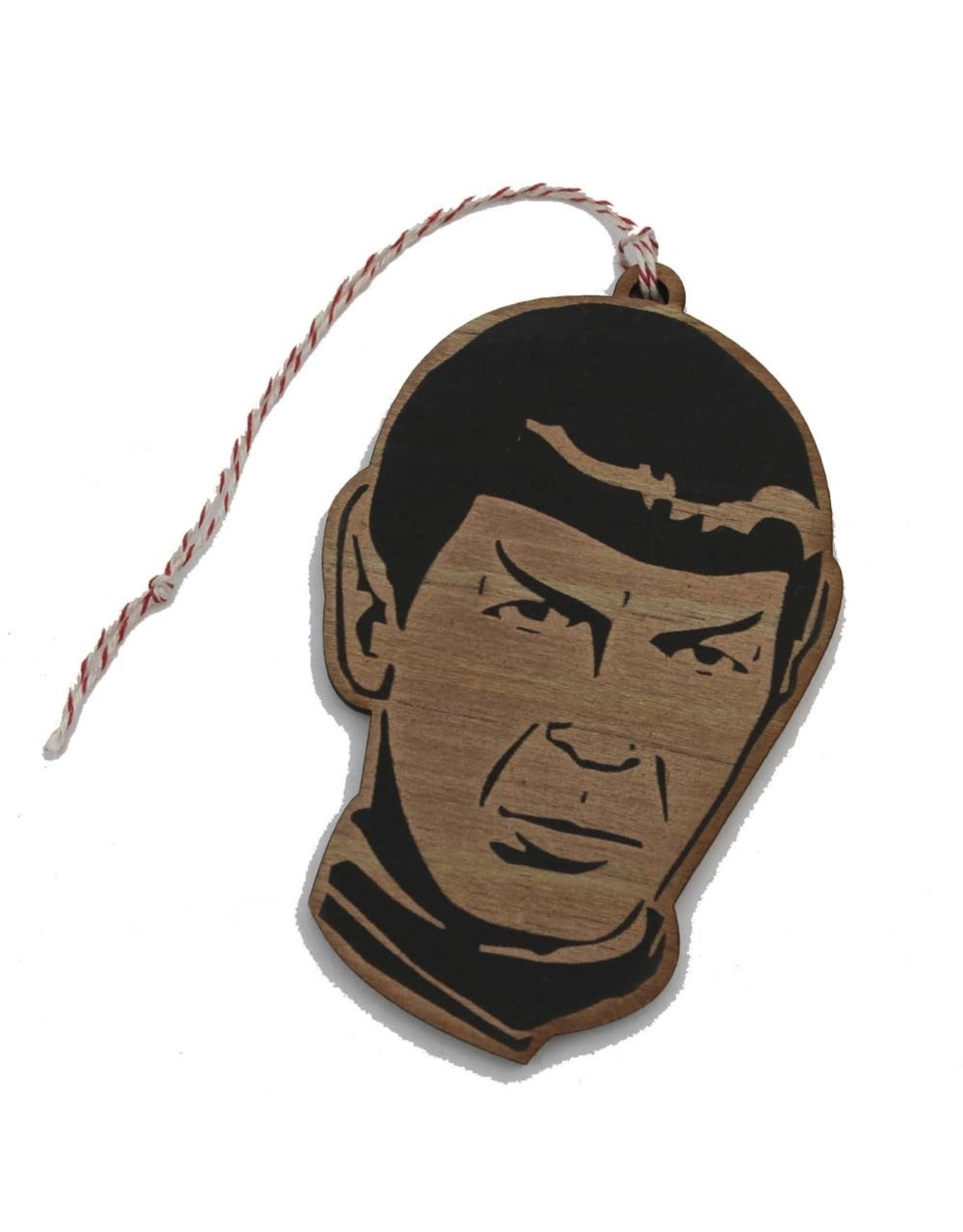 Lettercraft Ornament - Spock