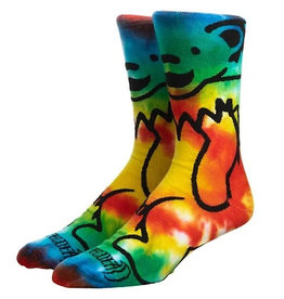 Socks (Mens) - Dancing Bear (Grateful Dead)