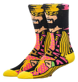 Socks (Mens) - Macho Man Randy Savage