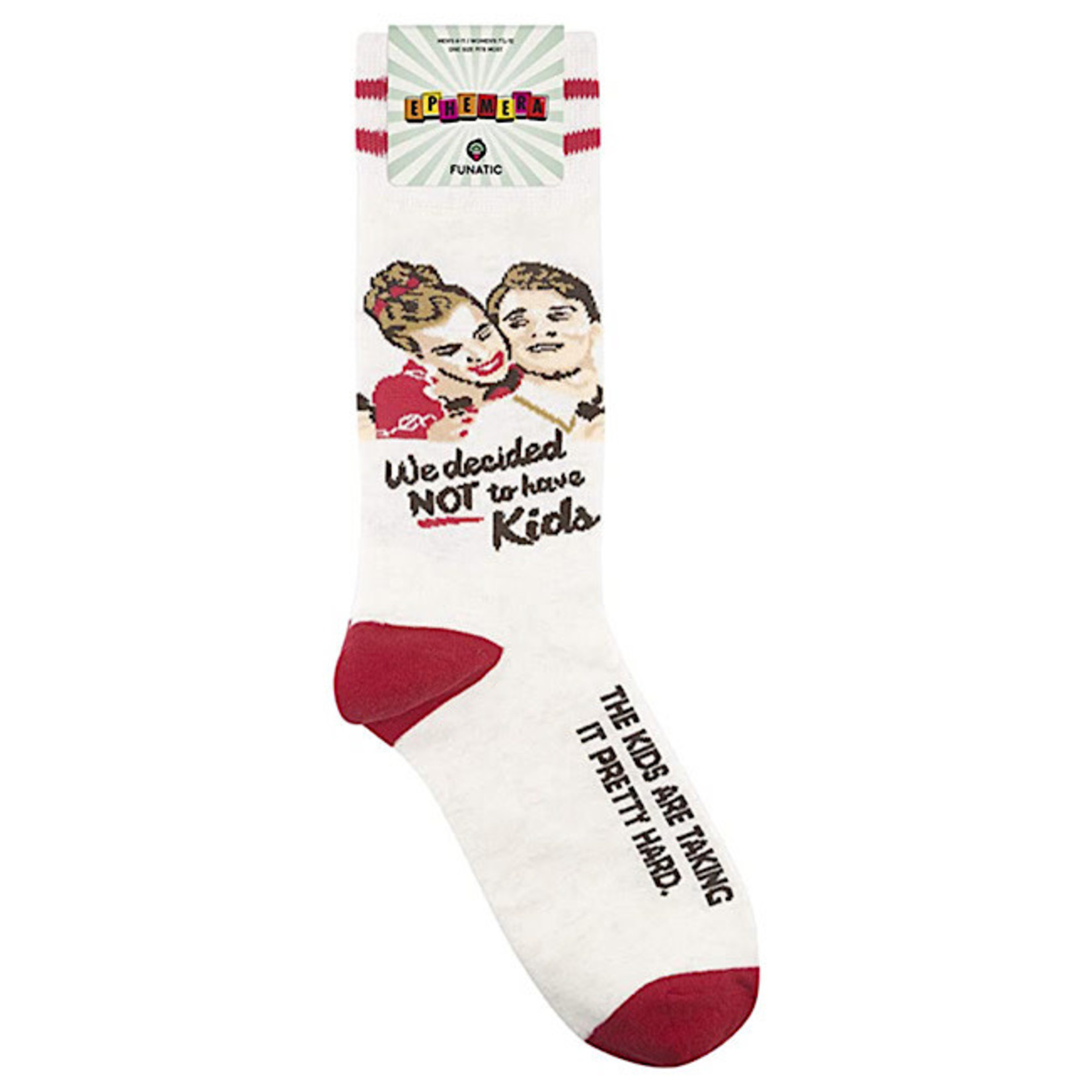 Socks (Unisex) - We Decided Not To Have Kids