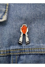 Shein Pin - Heart In Hands