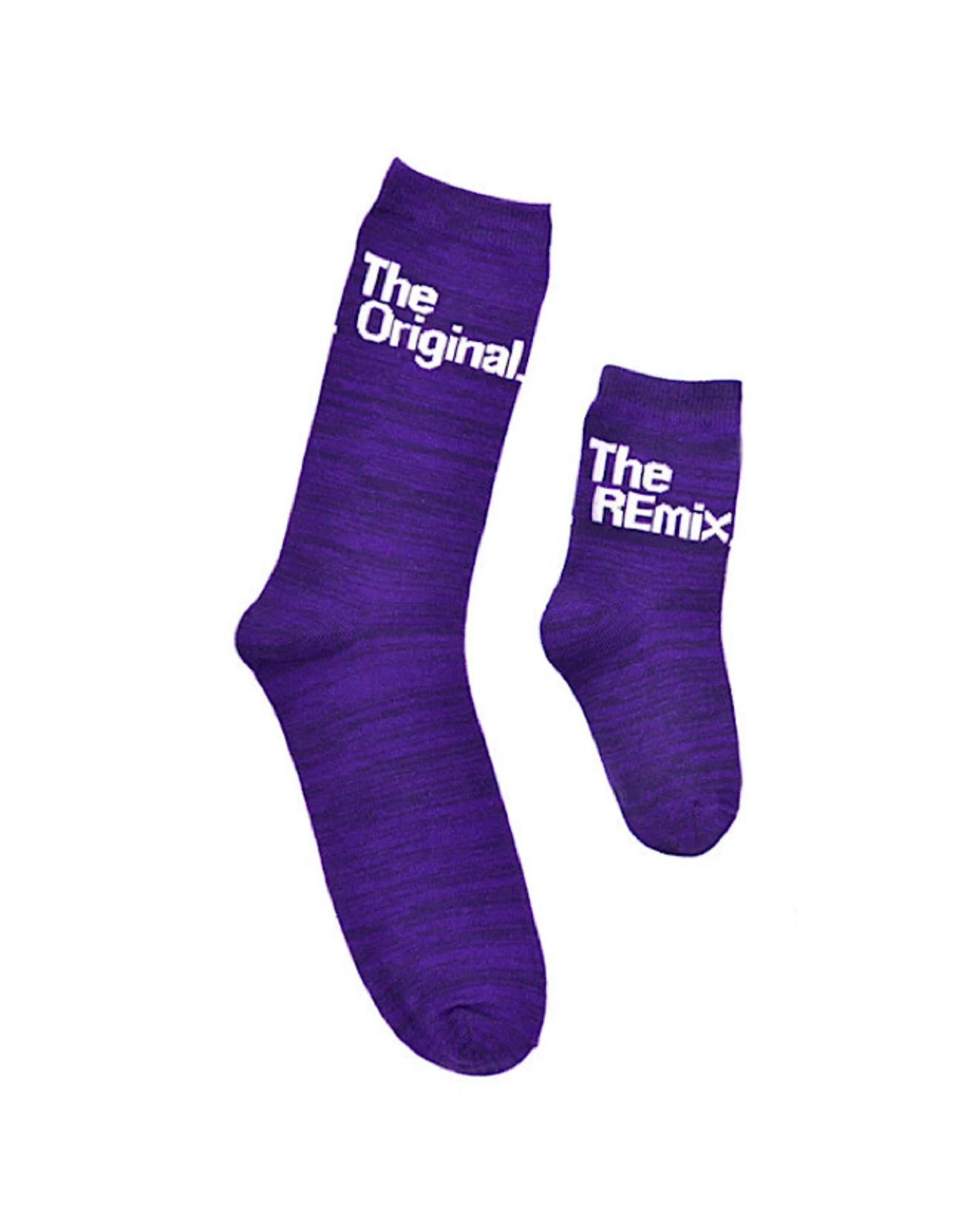 Socks (2 Pack) (Mens & Kids) - The Original, The Remix