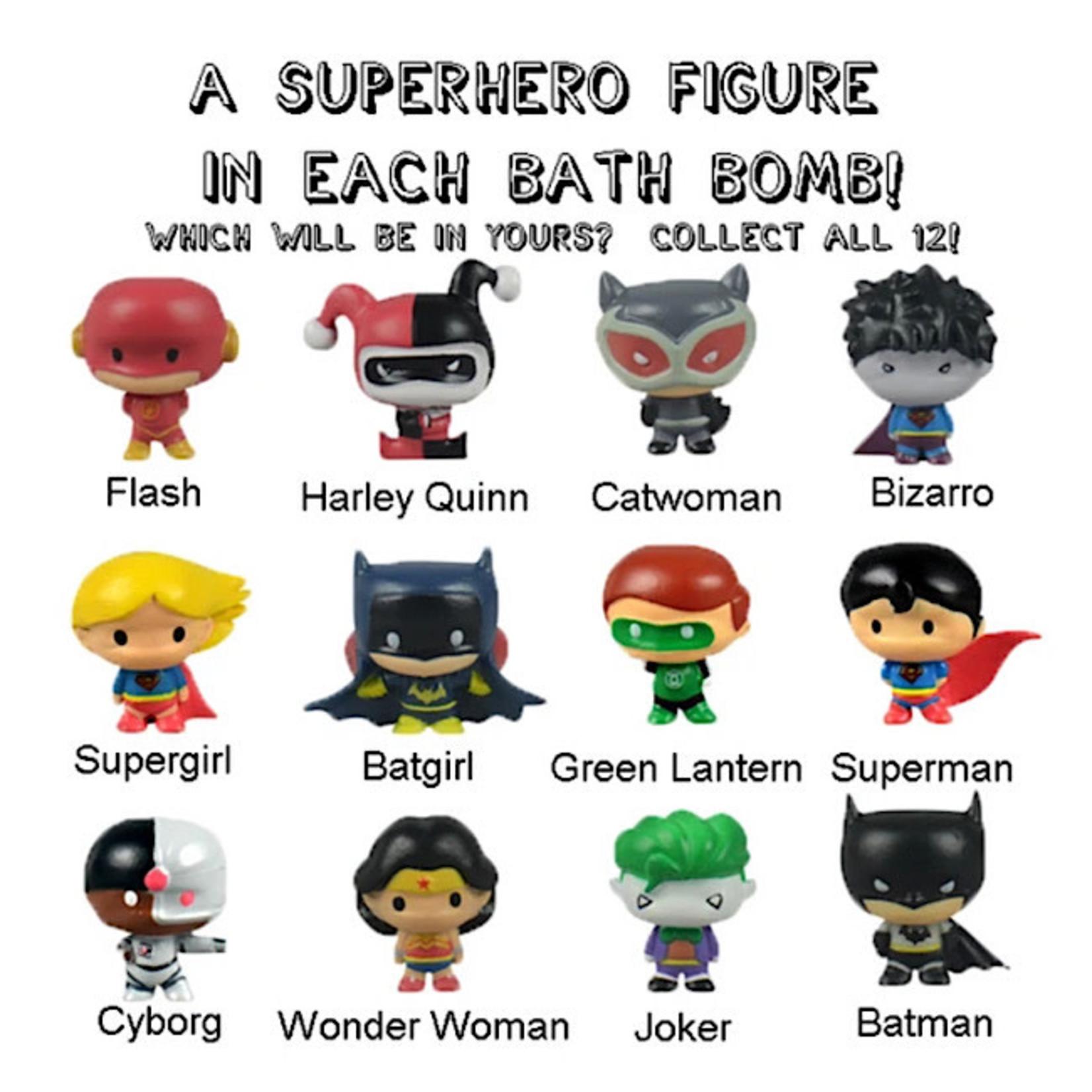 Bath Bomb - Superhero Surprise