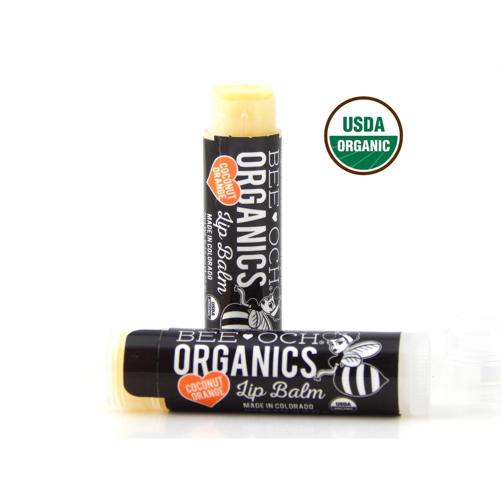 Lip Balm - Coconut Orange