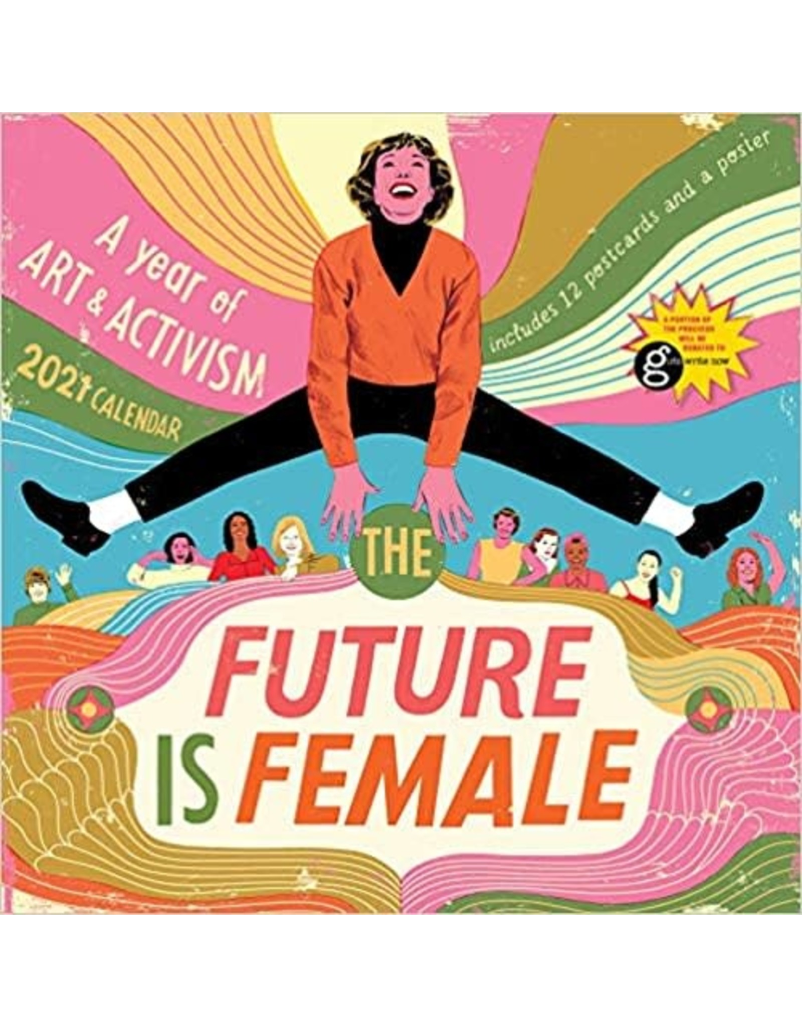 Calender - The Future Is Female