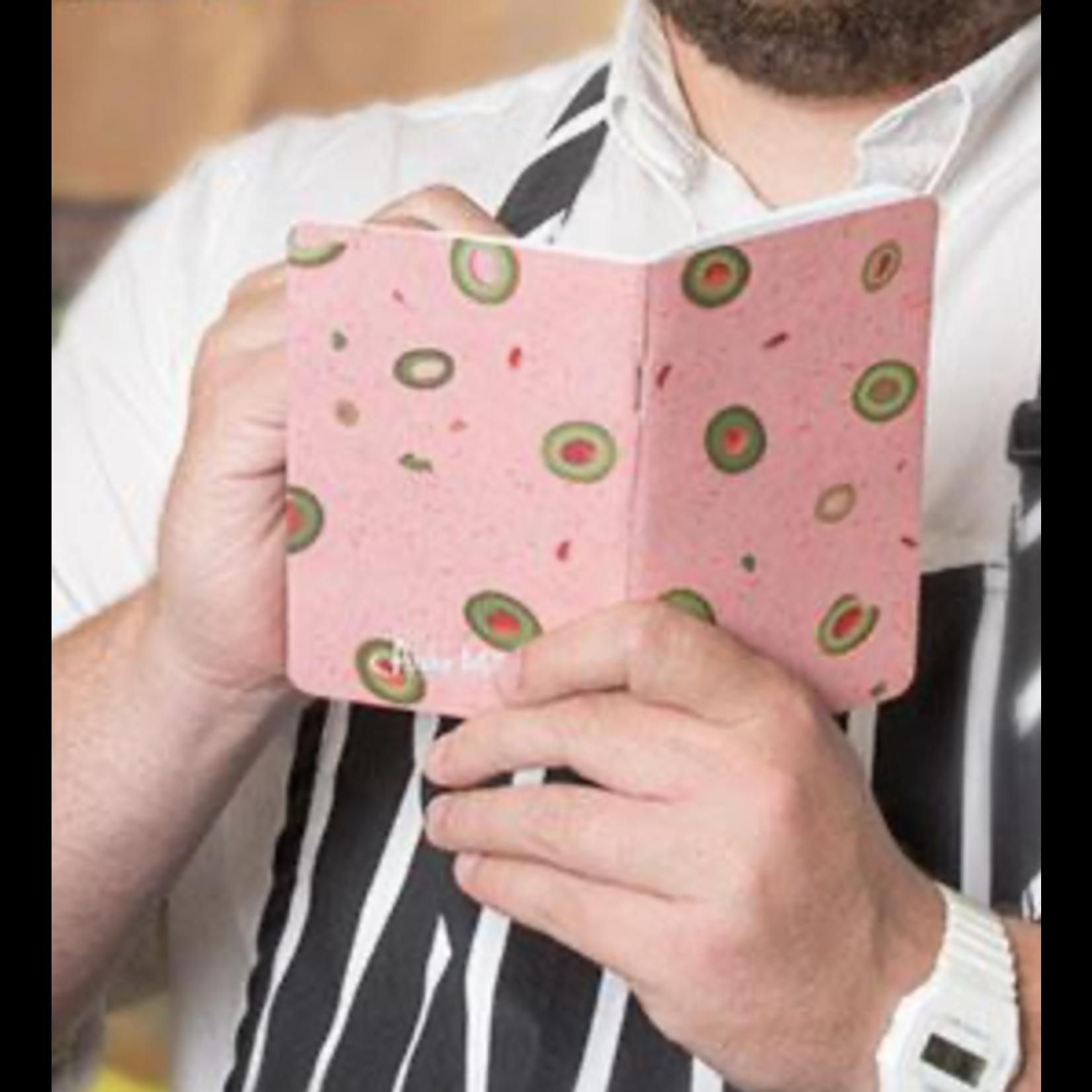 Notebook - Olive Loaf