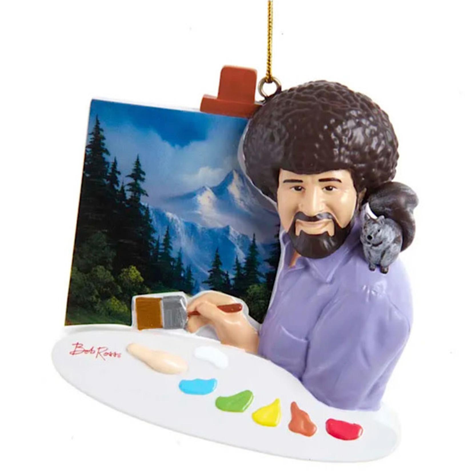 Ornament - Bob Ross Painting