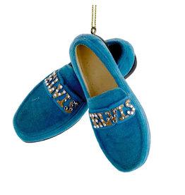 Ornament - Elvis Blue Suede Shoes
