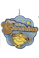 Ornament - Little Miss Sunshine