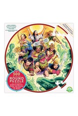eeboo Puzzle - Goddesses and Warriors (500pcs)