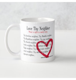 Mug - Love Thy Neighbor