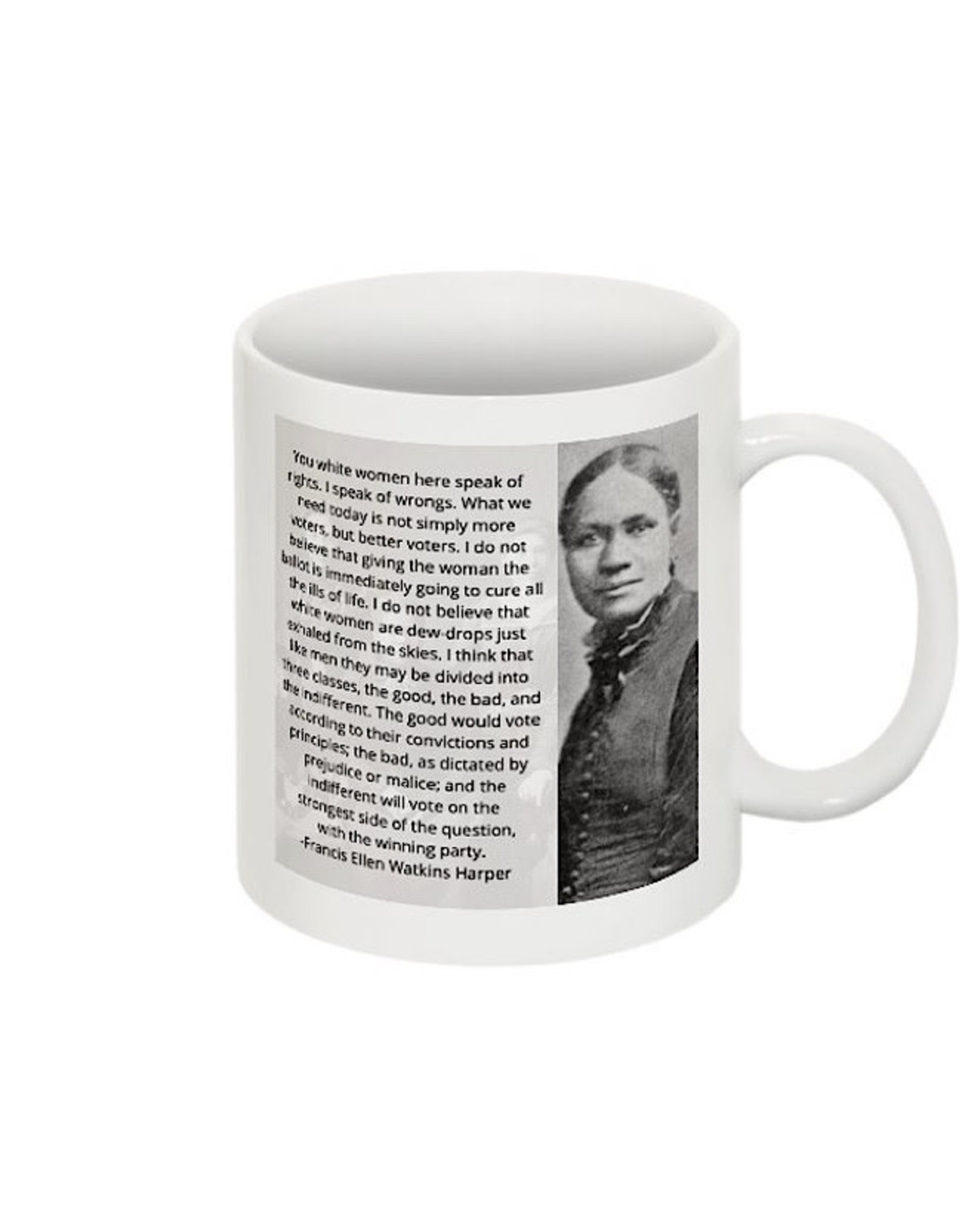 Mug - Black Suffragists Matter (Kamala Harris)
