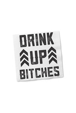 Napkins - Drink Up Bitches