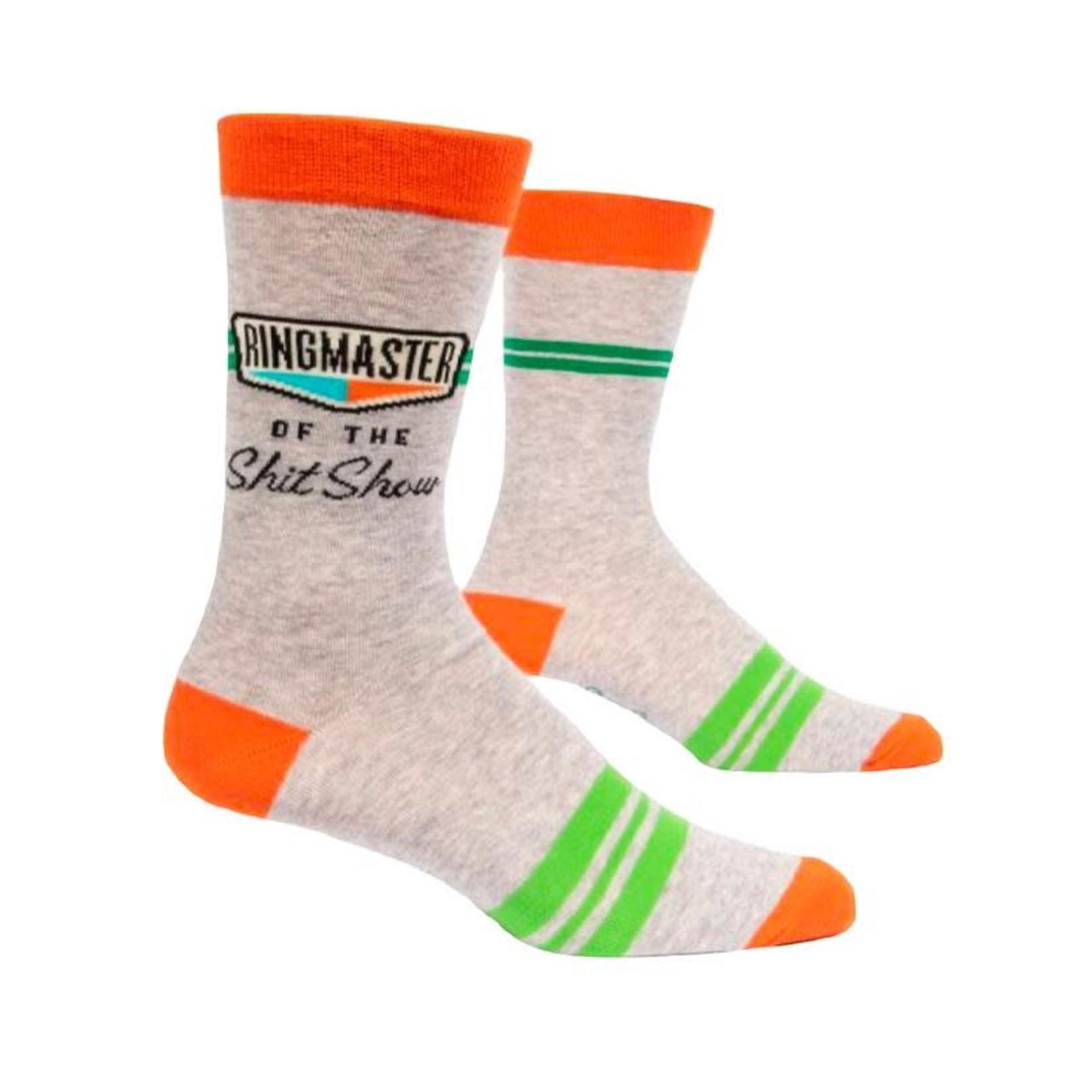 Socks (Mens) - Ringmaster Of The Shitshow