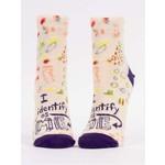 Socks (Womens) (Ankle) - I Identify As Me