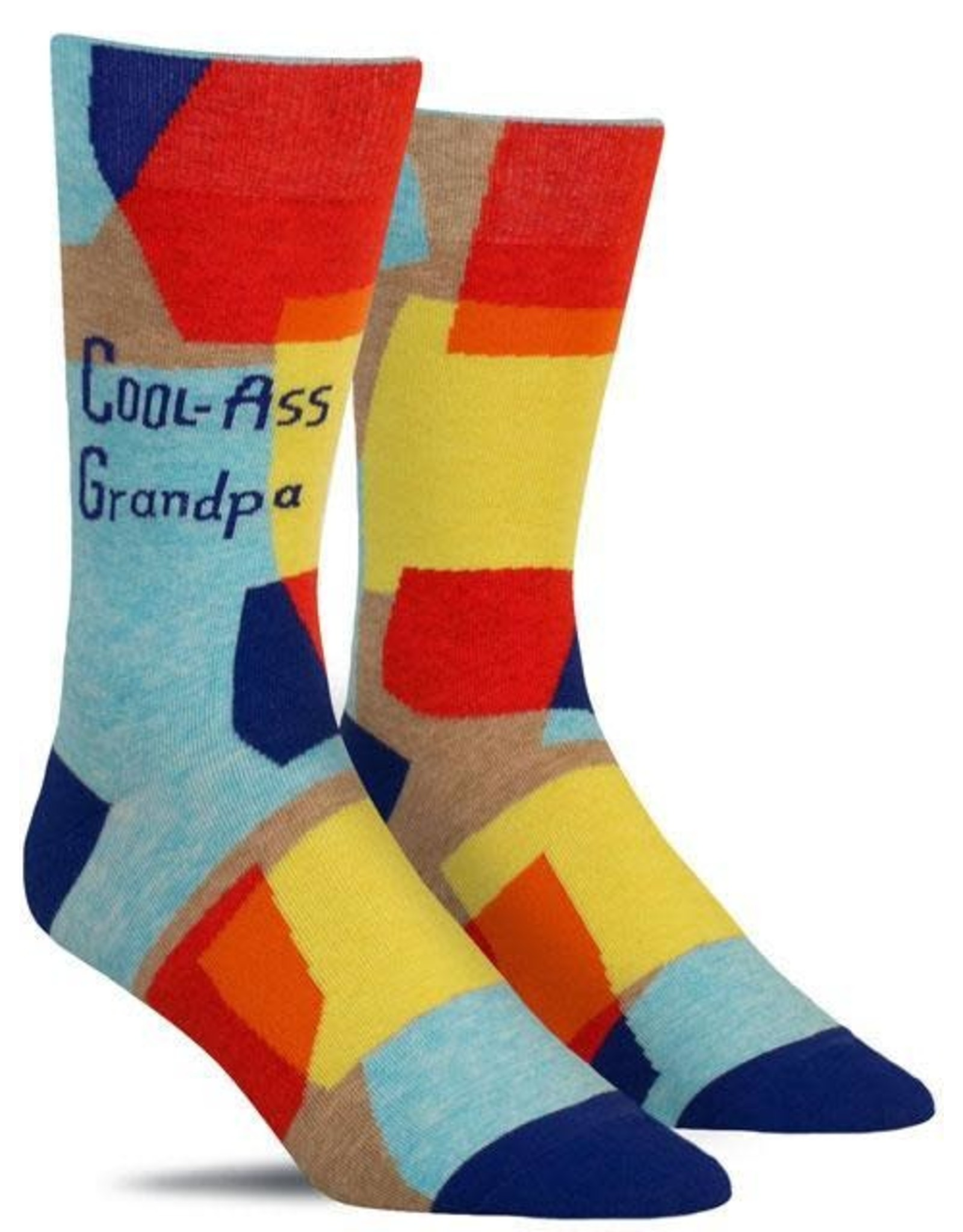 Socks (Mens) - Cool Ass Grandpa