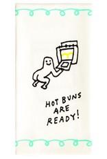 Dish Towel (Premium) - Hot Buns Are Ready