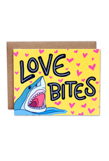 Dear Ollie Card - Love Bites
