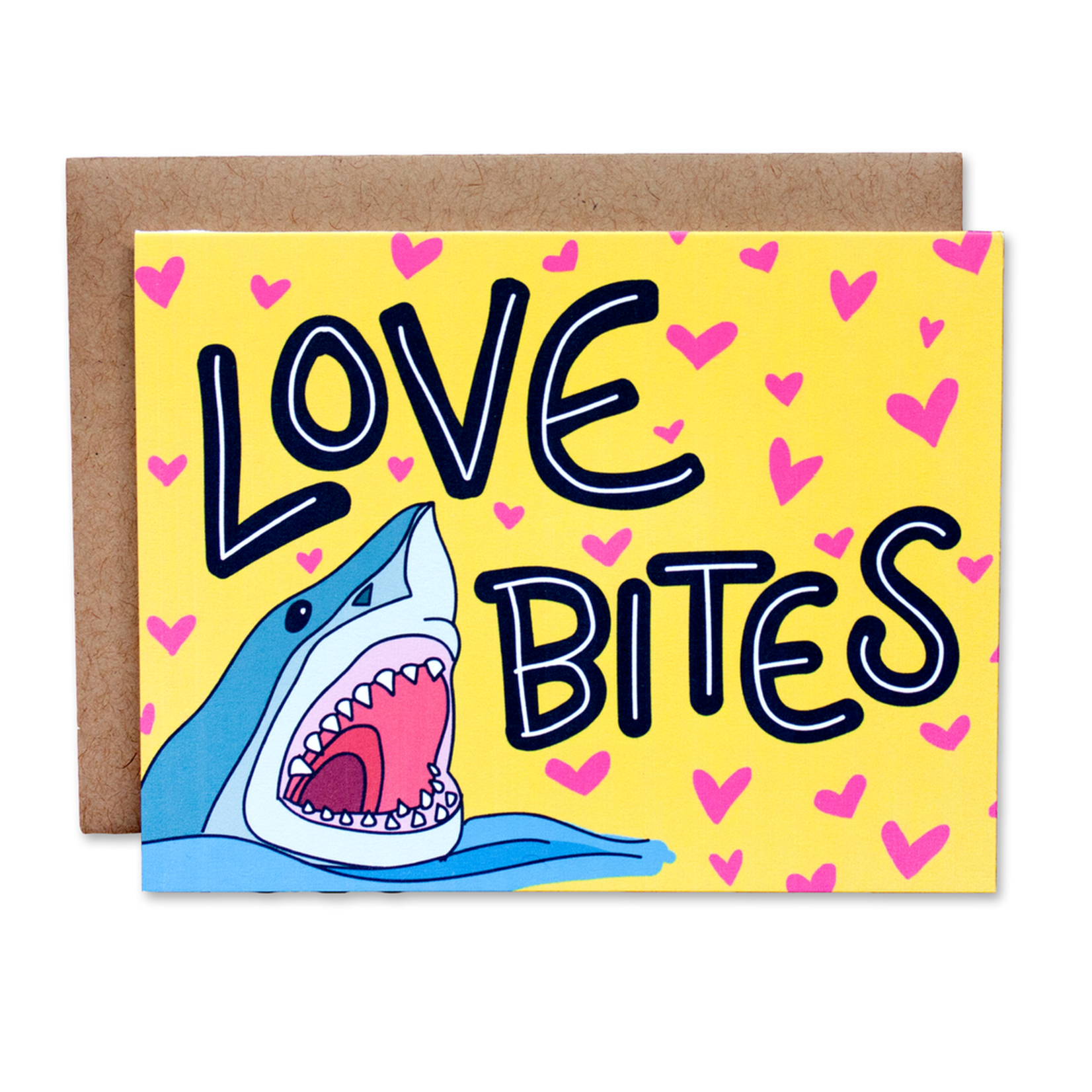 Card - Love Bites