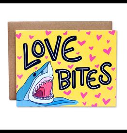 Dear Ollie Card - Love Bites
