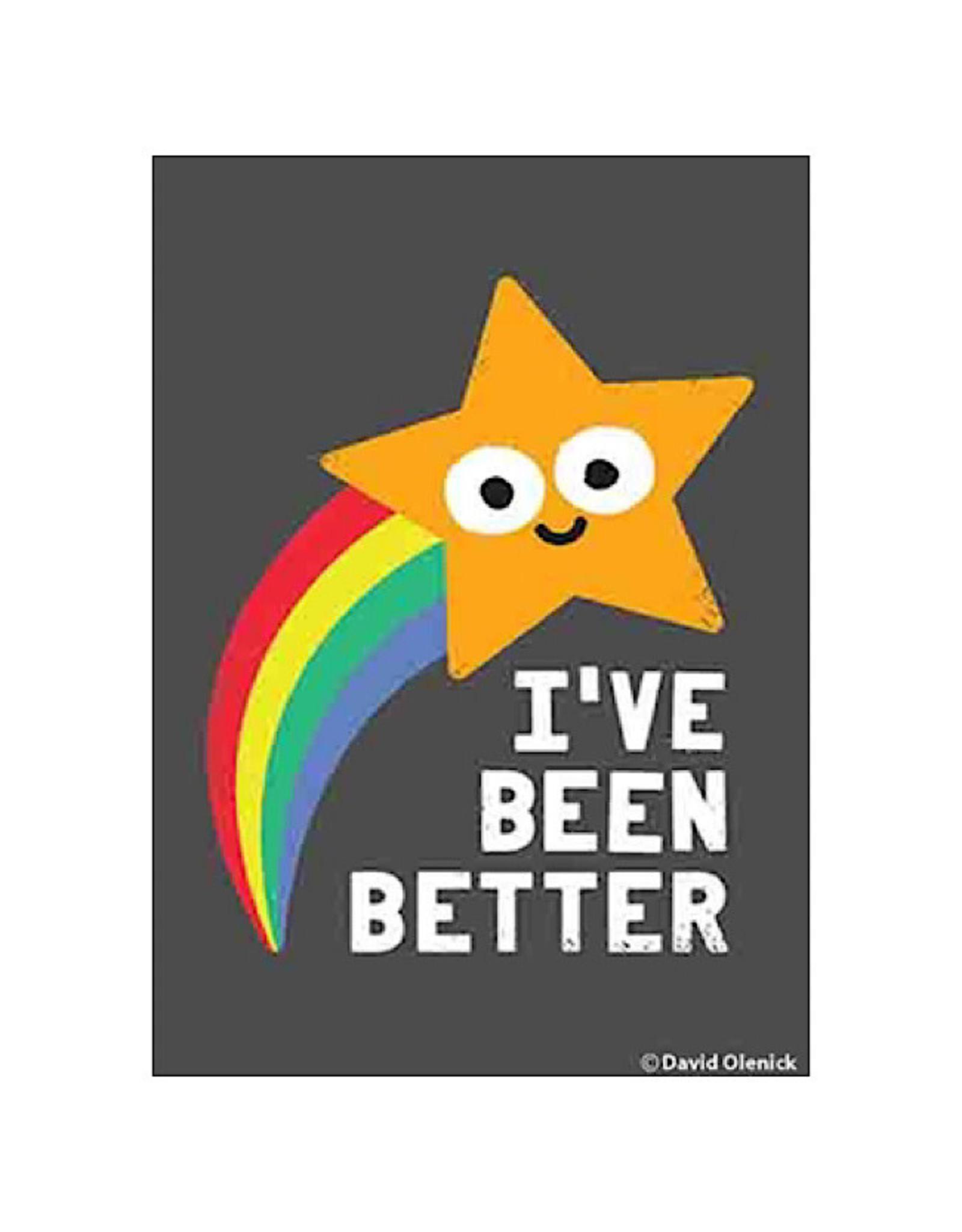 Magnet - I've Been Better