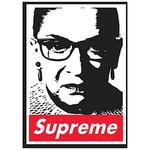 Magnet - Supreme (Ruth Bader Ginsburg)