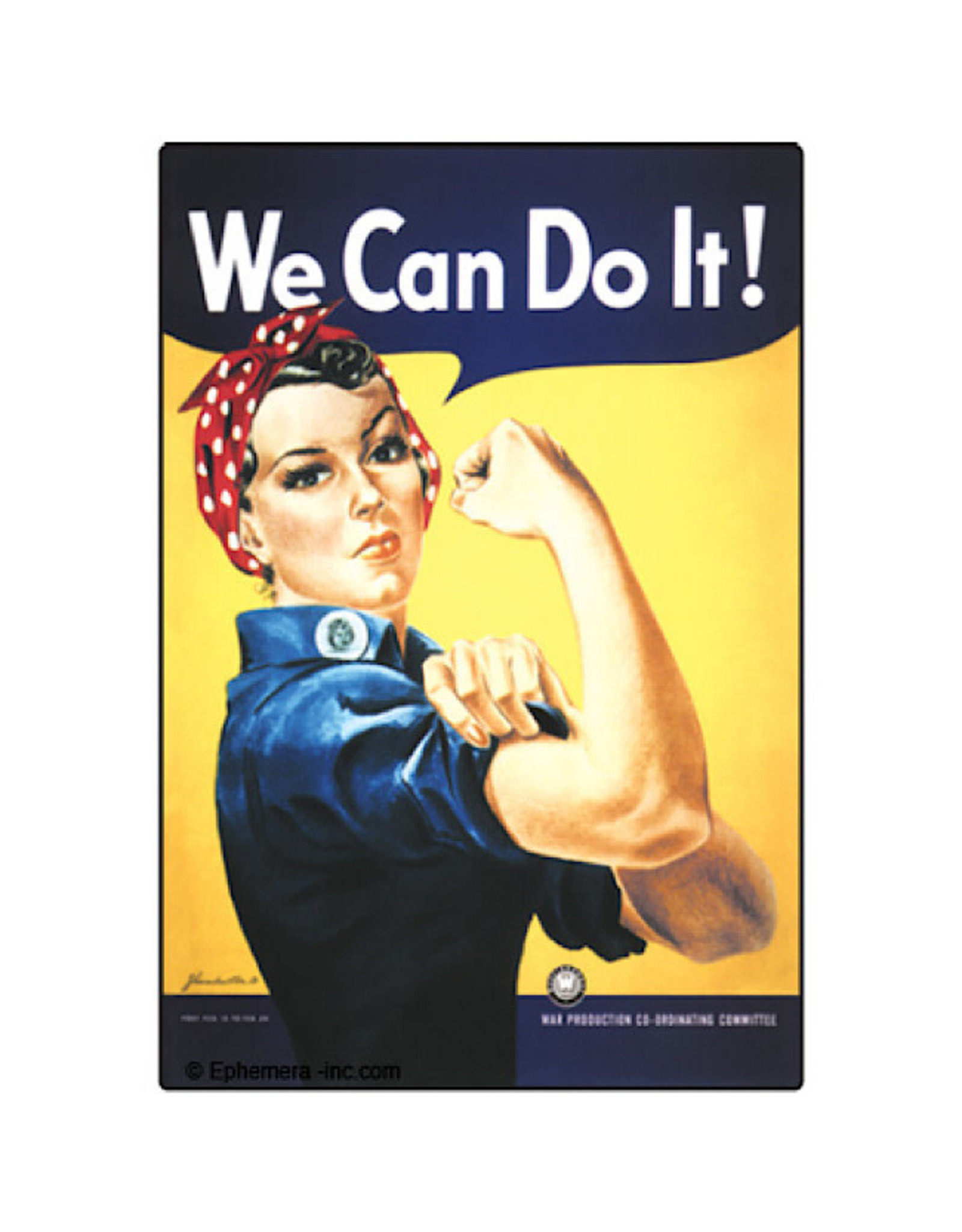 Magnet - We Can Do It