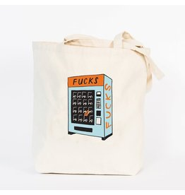 Emily McDowell Tote - Last Fuck Vending Machine