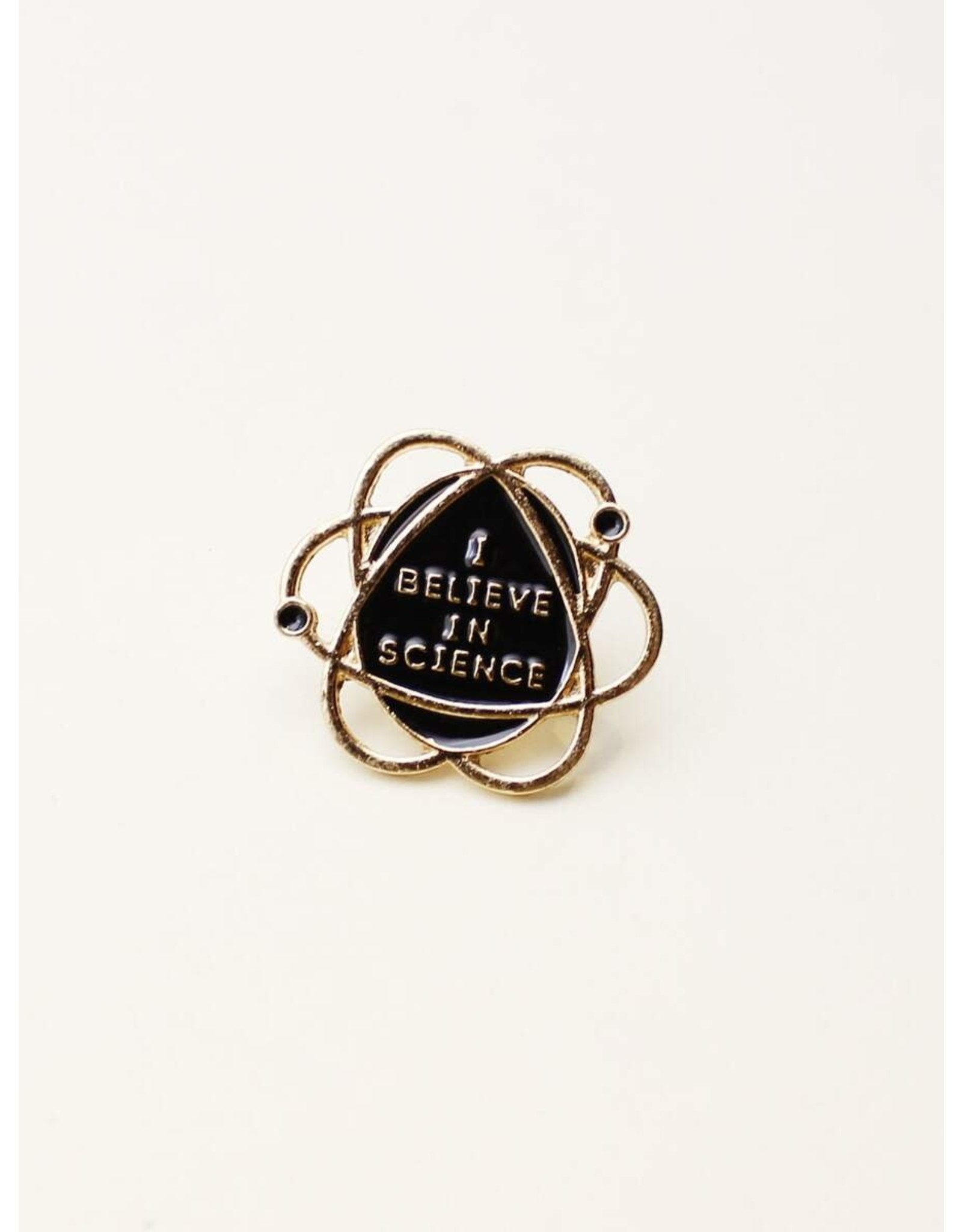 Shein Pin - I Believe In Science