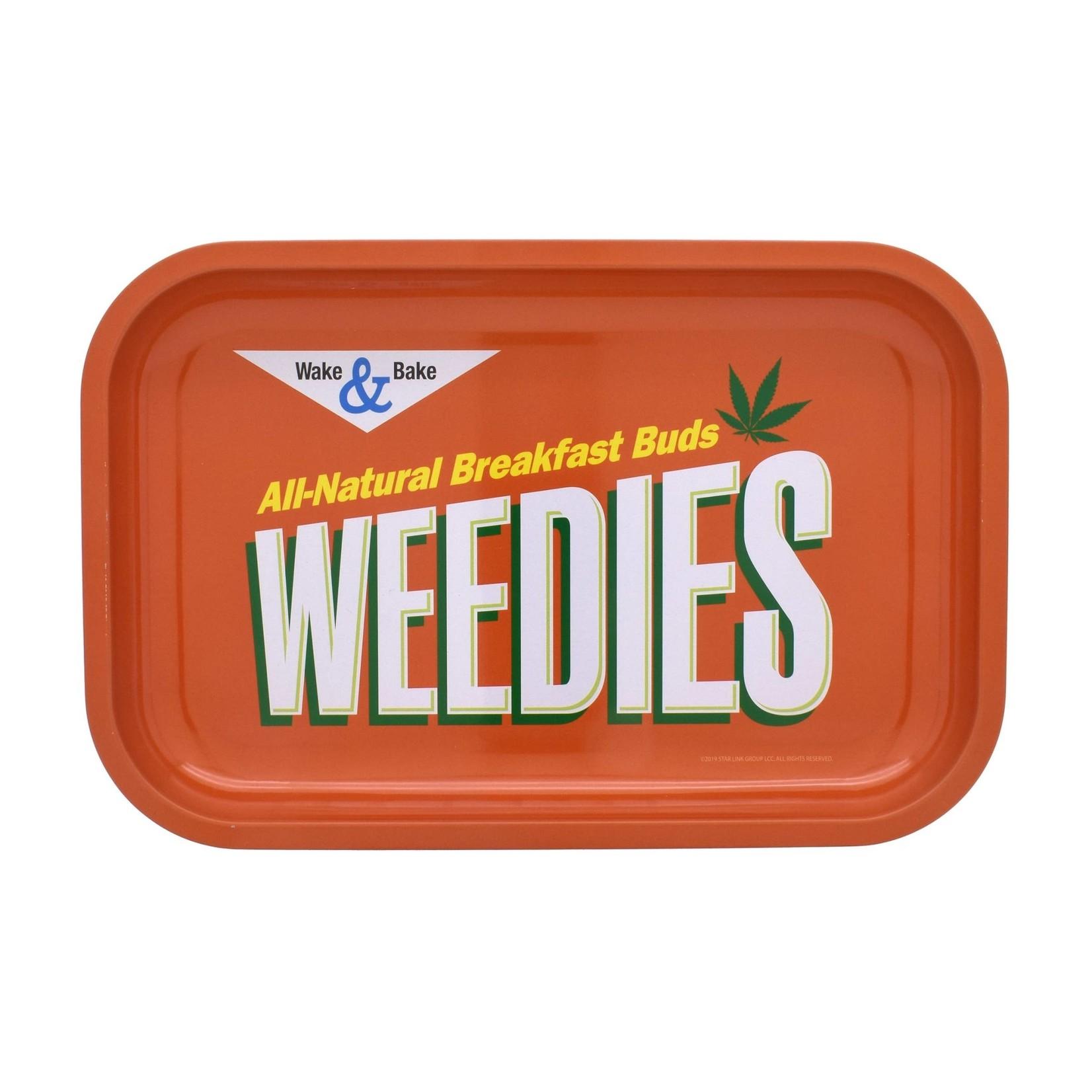 Rolling Tray - Weedies