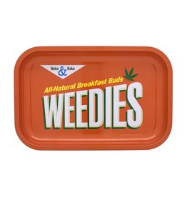 Rolling Tray - Weedies