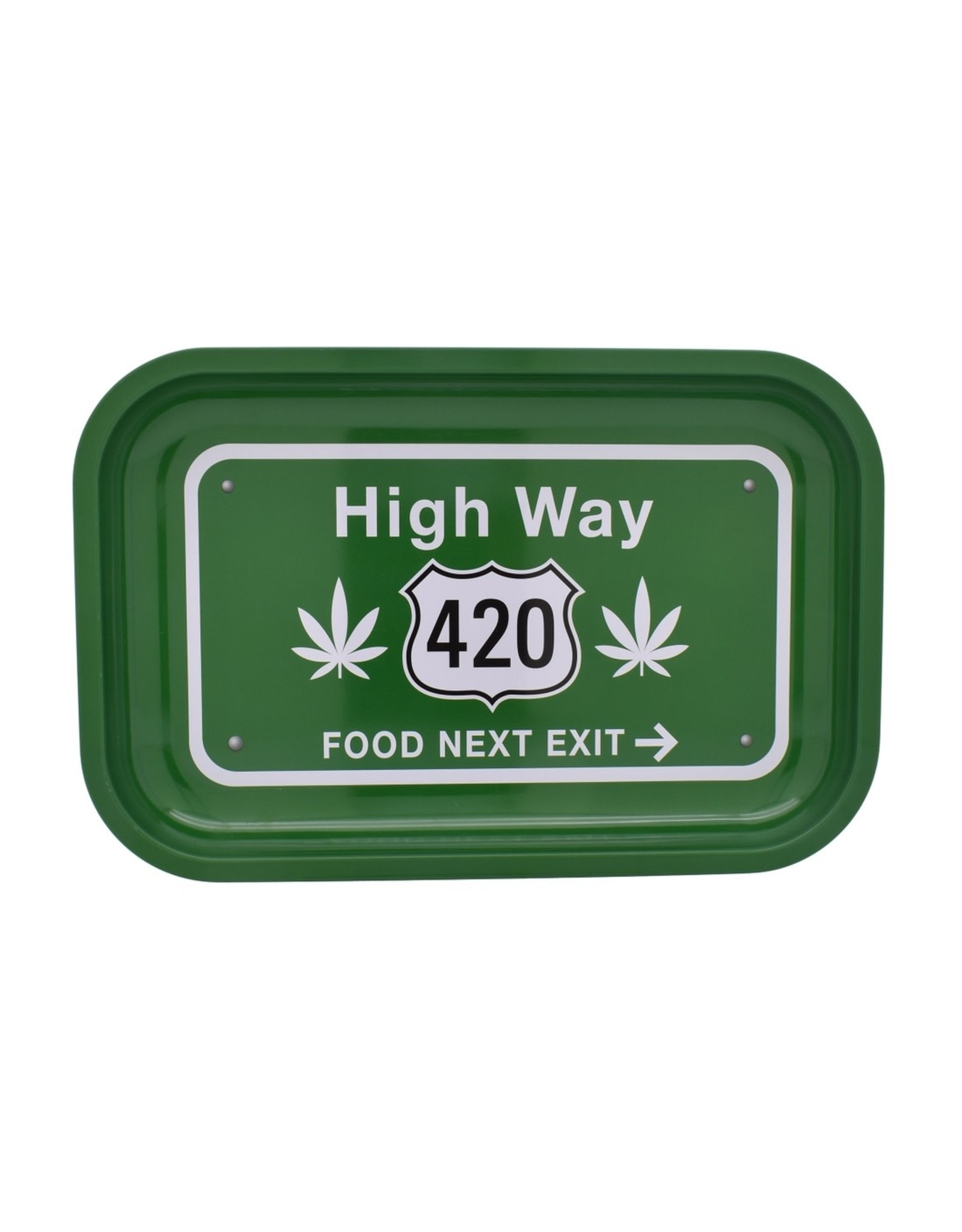 Rolling Tray - High Way 420
